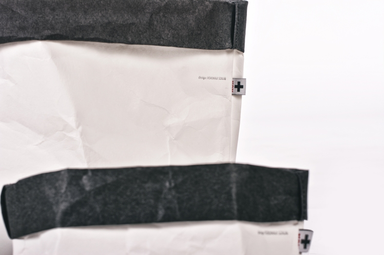 + PACK blackfamily // sacks and lamps // Material: washable cellulosa fibre