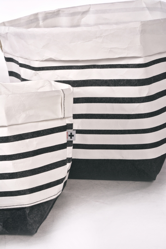 + PACK stripedfamily // sacks and lamps // Material: washable cellulosa fibre