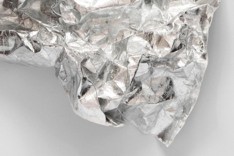 012 silver material vsz